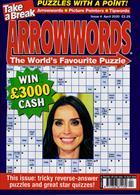 Take A Break Arrowwords Magazine Issue NO 4
