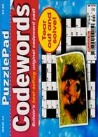 Puzzlelife Ppad Codewords Magazine Issue NO 44