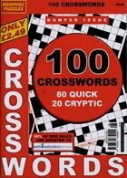 Brainiac Crossword Magazine Issue NO 108