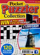 Puzzler Pocket Puzzler Coll Magazine Issue NO 91