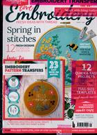 Love Embroidery Magazine Issue NO 1