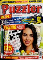 Puzzler Magazine Issue NO 598