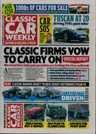Classic Car Weekly Magazine Issue 25/03/2020