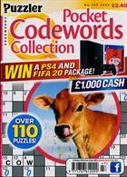 Puzzler Q Pock Codewords C Magazine Issue NO 147
