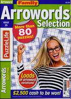 Family Arrowords Selection Magazine Issue NO 25