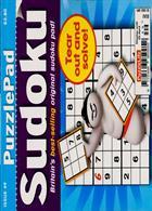 Puzzlelife Ppad Sudoku Magazine Issue NO 49