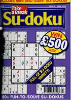 Take A Break Sudoku Magazine Issue NO 4