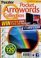 Puzzler Q Pock Arrowords C Magazine Issue NO 136