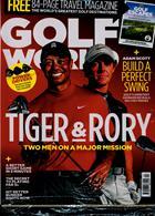 Golf World Magazine Issue MASTERS 20