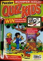 Puzzler Quiz Kids Magazine Issue NO 141