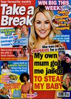 Take A Break Magazine Issue NO 14