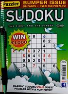 Puzzler Sudoku Magazine Issue NO 201