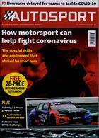 Autosport Magazine Issue 26/03/2020