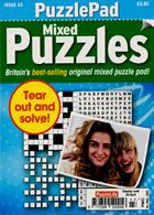 Puzzlelife Ppad Puzzles Magazine Issue NO 43