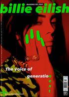 Queens Of Pop Magazine Issue BILLIEEIL