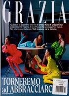 Grazia Italian Wkly Magazine Issue NO 14