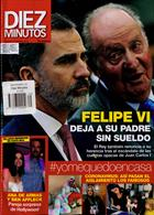 Diez Minutos Magazine Issue NO 3579
