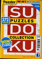 Puzzler Sudoku Puzzle Collection Magazine Issue NO 147