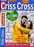 Family Criss Cross Magazine Issue NO 301