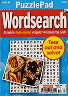 Puzzlelife Ppad Wordsearch Magazine Issue NO 49