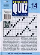 Domenica Quiz Magazine Issue NO 14