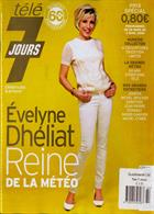 Tele 7 Jours Magazine Issue NO 3122