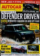 Autocar Magazine Issue 25/03/2020