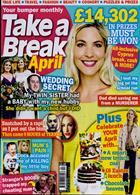 Take A Break Monthly Magazine Issue APR 20