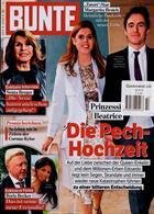 Bunte Illustrierte Magazine Issue NO 14