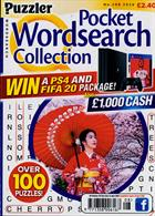 Puzzler Q Pock Wordsearch Magazine Issue NO 208