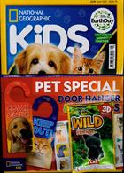 National Geographic Kids Magazine Issue MAY 20