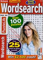 Family Wordsearch Magazine Issue NO 353