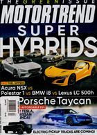 Motor Trend Magazine Issue APR 20