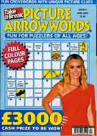 Tab Picture Arrowwords Magazine Issue NO 4