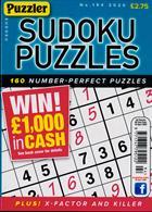 Puzzler Sudoku Puzzles Magazine Issue NO 194