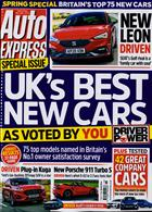 Auto Express Specials Magazine Issue 08/04/2020