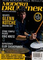 Modern Drummer Magazine Issue APR 20