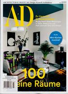 Architectural Digest German Magazine Issue NO 3