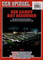 Der Spiegel Magazine Issue NO 13