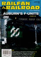 Railfan & Railroad Magazine Issue MAR 20