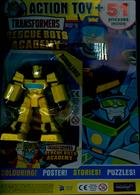 Rescue Bots Magazine Issue NO 31