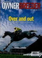 Thoroughbred Owner Breed Magazine Issue APR 20