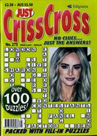 Just Criss Cross Magazine Issue NO 275
