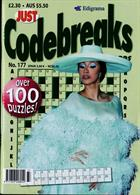 Just Codebreaks Magazine Issue NO 177