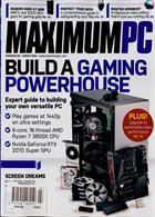 Maximum Pc Magazine Issue MAR 20