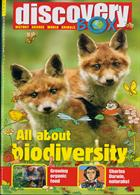 Discovery Box Magazine Issue N241