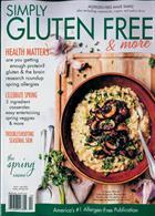 Simply Gluten Free Magazine Issue MAR/APR20