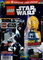 Lego Star Wars Magazine Issue NO 57