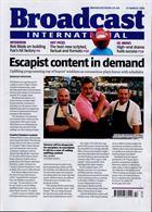 Broadcast Magazine Issue 27/03/2020