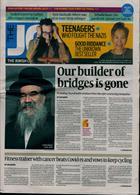 Jewish Chronicle Magazine Issue 17/04/2020